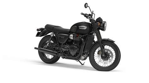 Motorrad Triumph Bonneville T100 by Gebrauchte Und Neue Triumph Bonneville T100 Black