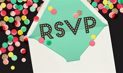 Top 5 Tips for Getting Guests to RSVP   Evite