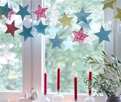 Weihnachtsdeko Fenster Kinderzimmer by 220 Ber 1 000 Ideen Zu Sternen Girlande Auf