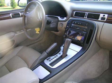 Sc300 Interior Mods by Opinions On Brushed Aluminum Interior Mod Club Lexus Forums