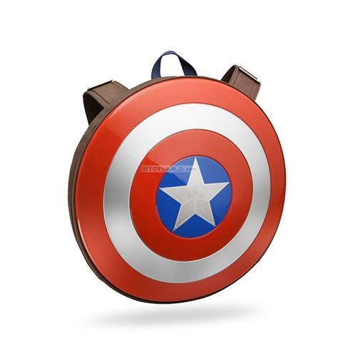gt gt captain america shield backpack captain america
