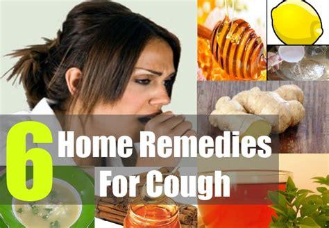 6 excellent home remedies for cough treatments
