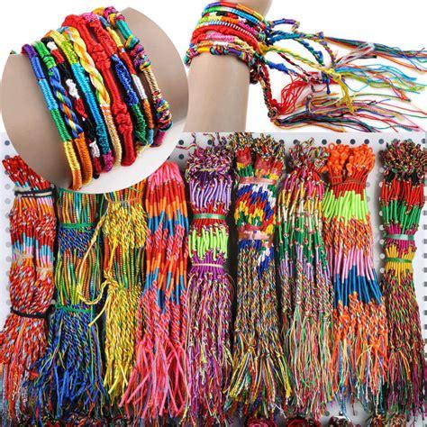colorful bracelets aliexpress buy wholesale neon friendship bracelets