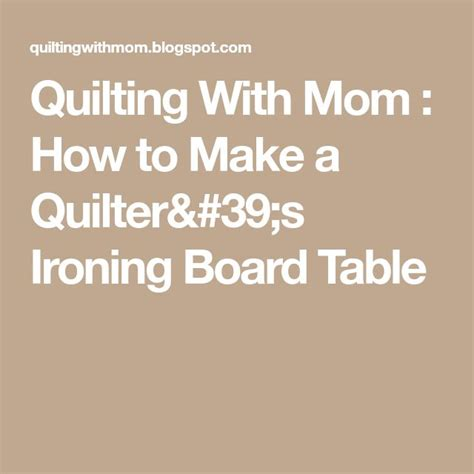 sewing table with ironing board 25 unique ironing board tables ideas on