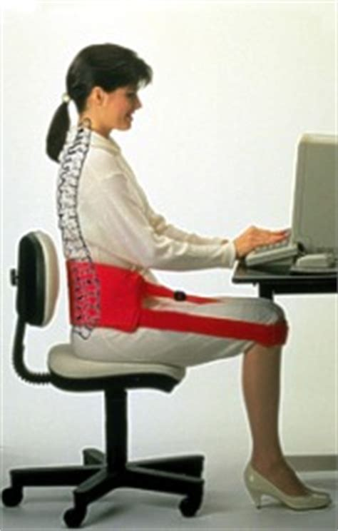 Nada Chair by Quot Nada Chair Quot Ergonomic Back Supports