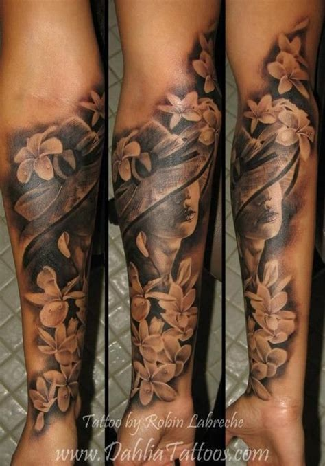 dreadful japanese woman arm tattoo design jpg 500 215 716