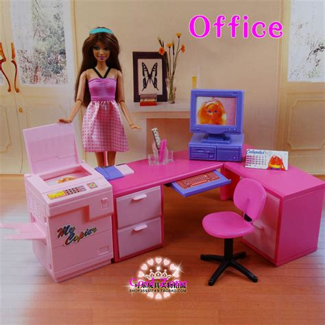 doll house play online miniature office furniture for barbie doll house pretend