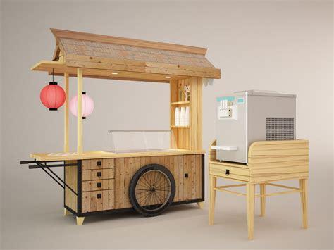 3d Floor Planning booth kiosk stall designs aiviz studio