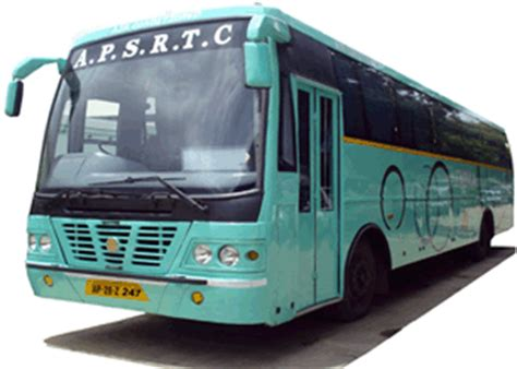 apsrtc ticket booking reservation time