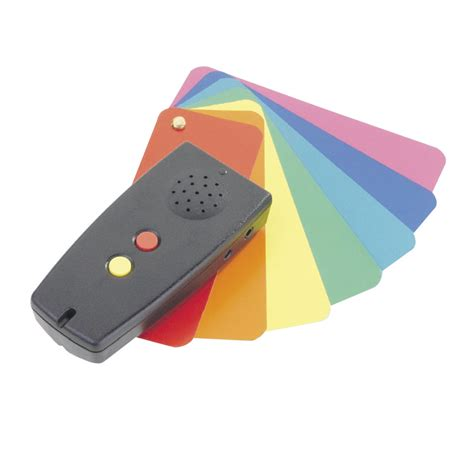 maxiaids color identifier light detector