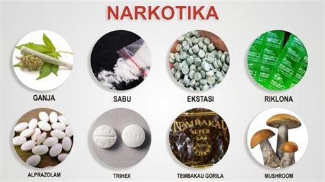 inilah  jenis narkotika dibagi tiga golongan sumut pos