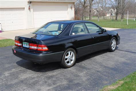 Lexus Es 2000 by 2000 Lexus Es 300 Pictures Cargurus