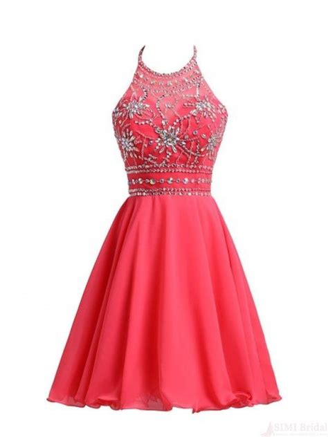 8 Prom Dresses by Best 25 Coral Homecoming Dresses Ideas On