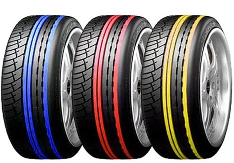 colored burnout tires bfgoodrich scorcher t a not made anymore nm pic