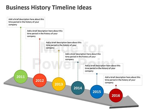 20 free timeline slides powerpoint templates ginva