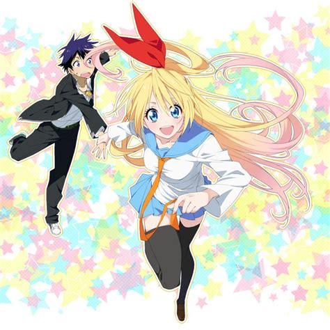 nisekoi anime 45 best chitoge kirisaki x raku ichijou images on