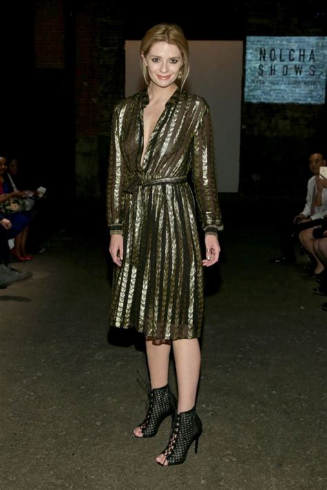 Fashion Mischa Barton by Mischa Barton At China Moment Fashion Show At New York