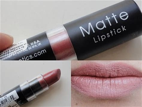 Review Lipstick Nyx Matte nyx matte lipstick trash review swatches dupe price