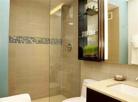 bathroom interior design ideas indigo hotel chelsea manhattan new york city nyc new york by