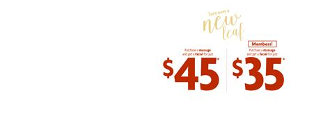 Hand And Stone Gift Card Special - hand stone massage and facial spa canada wide