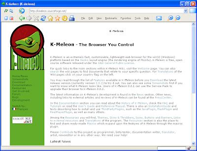 download gecko layout engine download k meleon browser latest version computer