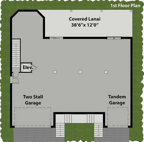 Floor Plan Key | shell key florida house plan gast homes