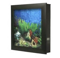 Aquavista 500 Wall Mounted Aquarium with Tropical Water Background