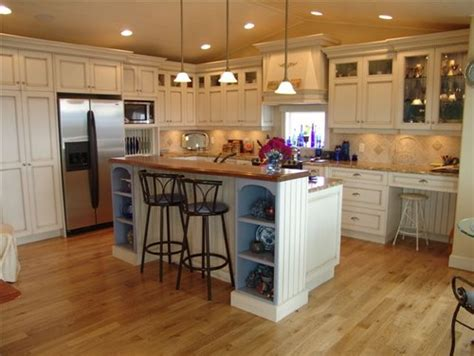 how tall are kitchen cabinets how tall are the glass front upper cabinets