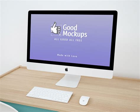 templates for pages imac 100 all time best free mockup psd files for graphic designers