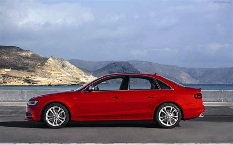 Audi S4 2013 by Audi S4 2013 Widescreen Car Wallpaper 03 Of 18