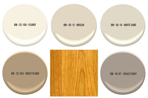 colors that go with white the best wall paint colors to go with honey oak paint