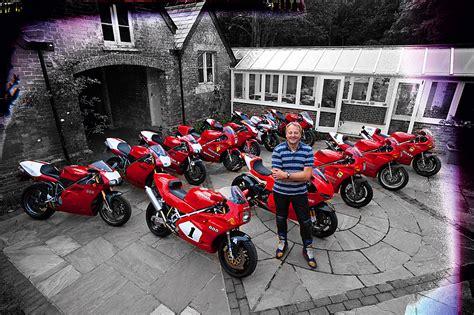 Top 10 Ducati dream garage   Visordown