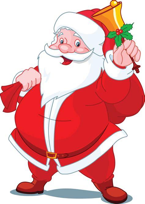 cartoon transparent santa claus png