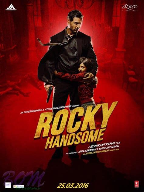 movie box office january 2016 brand new poster of rocky handsome released on 19 jan 2016