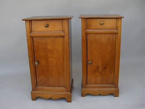 antique l tables sale l 19th c pair of walnut commodes end tables for sale