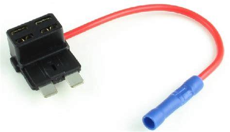 fuse box power tap 18 wiring diagram images wiring