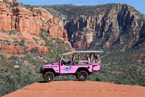 Pink Jeep Tours Sedona Discount Coupon Atv Jeep And Offroad Tours