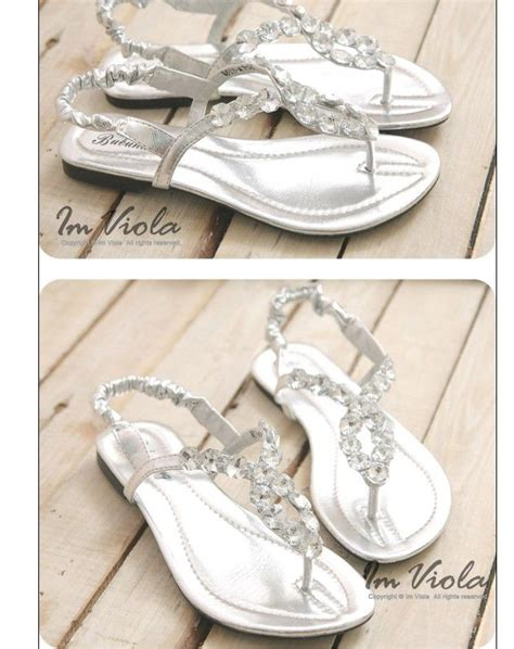 Formal Flats For Wedding by Silver Gladiator Flat Sandals For Prom Gladiator Sandal