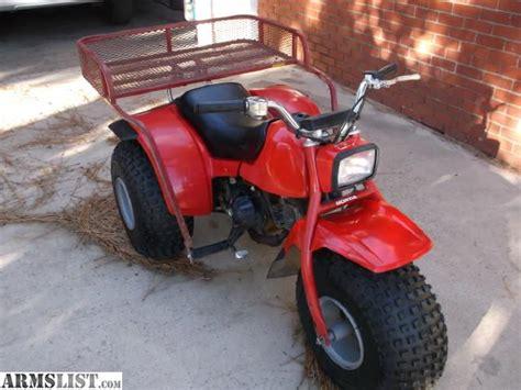 honda atc 110 3 wheeler armslist for sale trade 1982 honda 110 three wheeler atc