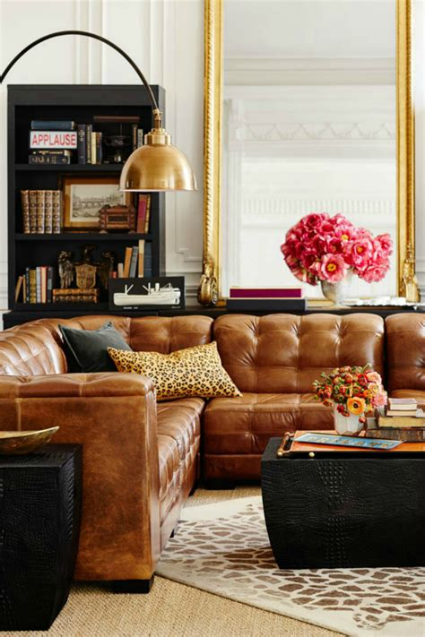 leather sofa living room living room inspiration leather sofa