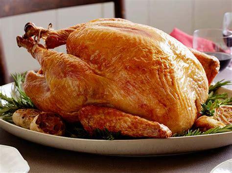 thanksgiving dish traditional roast turkey recipe alton brown food network