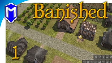 let s play banished harsh banished a new colony keeping our alive let s