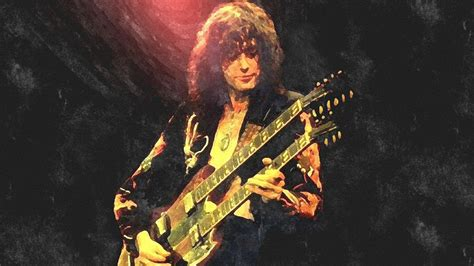 Kaos 3d Jimmy Hendrik Guitar jimmy page wallpapers wallpaper cave