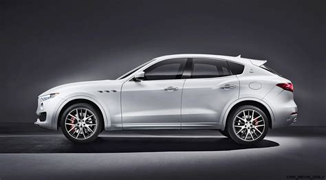 suv maserati 2017 maserati levante is official