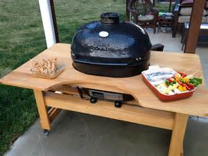 Patio Grill Table Cypress Grill Table Outdoor Patio Ideas