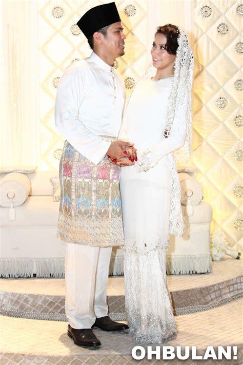 Baju Nikah Scha Alyahya lov3 cint design baju pengantin