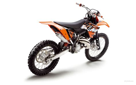 Ktm 125 Sx Weight 2007 Ktm 125 Sx Pics Specs And Information