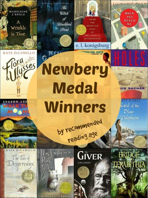 picture book contest newbery award books for the measured