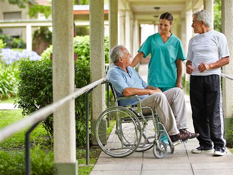nursing home nursing home healthcare executive