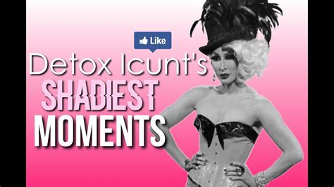 Detox Sorry Bout It by Detox Icunt S Shadiest Moments